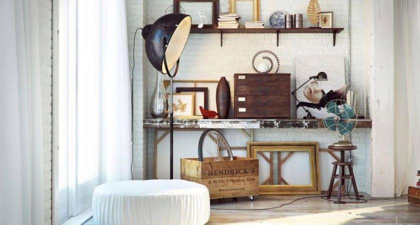Industrial Bedrooms Divine Detail