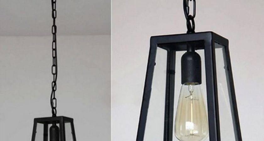 Industrial Strong Diy Metal Ceiling Lamp Plastic Light