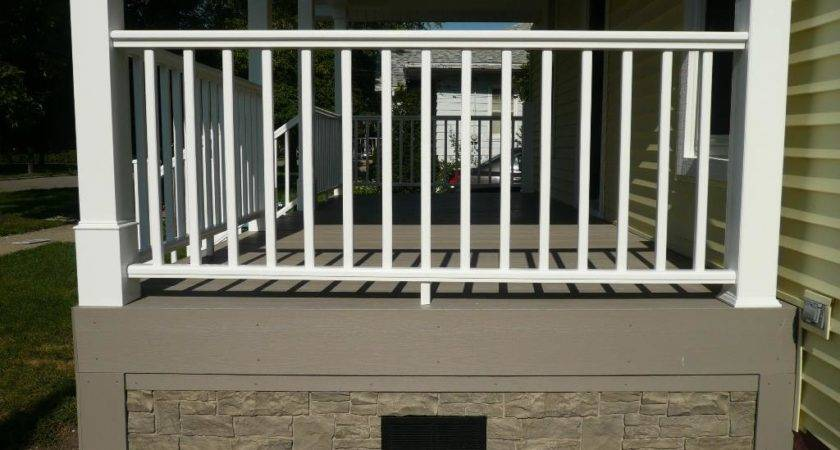 Inexpensive Deck Skirting Ideas Jbeedesigns Outdoor