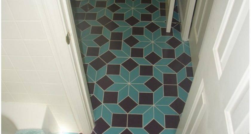 Inexpensive Flooring Options Bathroom