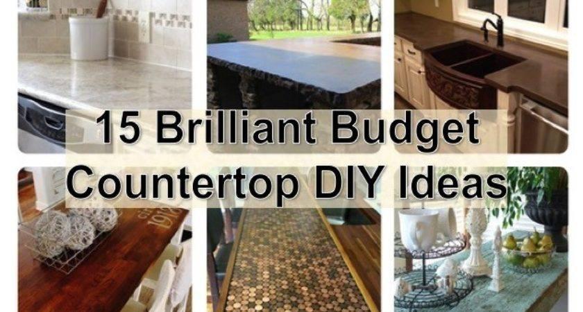 Inexpensive Kitchen Island Countertop Ideas Discount