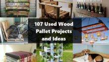 Ingenious Pallet Projects Ideas