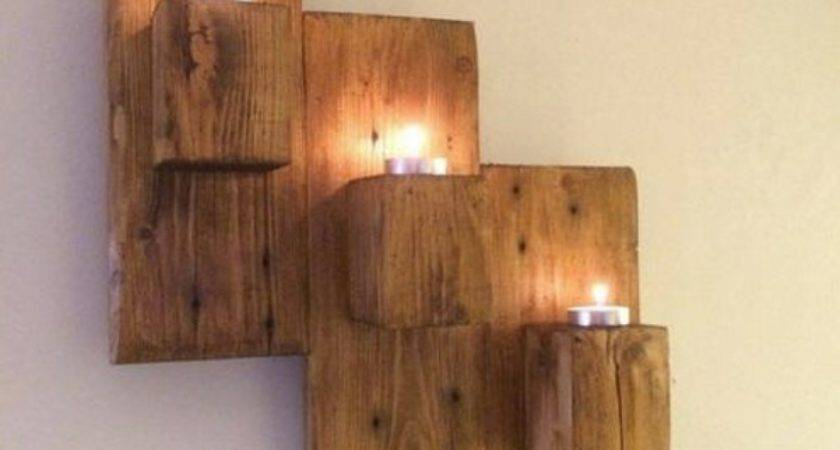 Ingenious Pallet Wall Art Ideas Wood