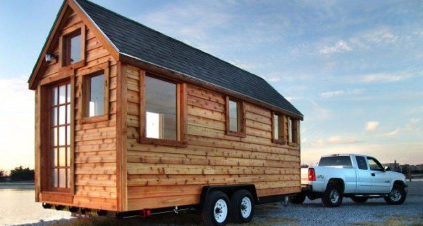 Initial Understanding Tiny House Wandering Wheels