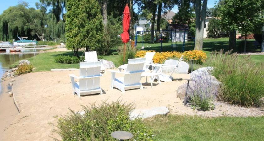 Inland Beach Style Landscape Grand Rapids