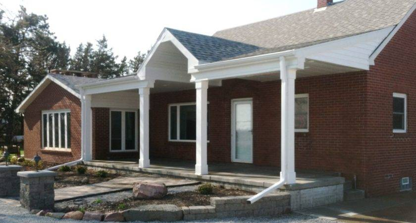 Inland Group Front Porch Addition