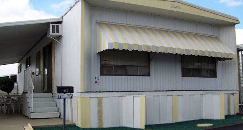 Innovative Mobile Home Improvement Ideas Can