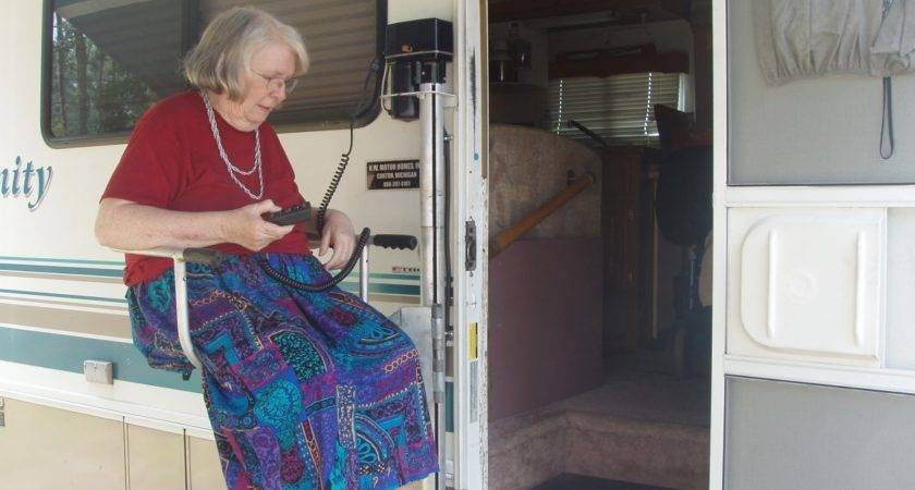 Innovative Motorhome Handicap Lift Fakrub