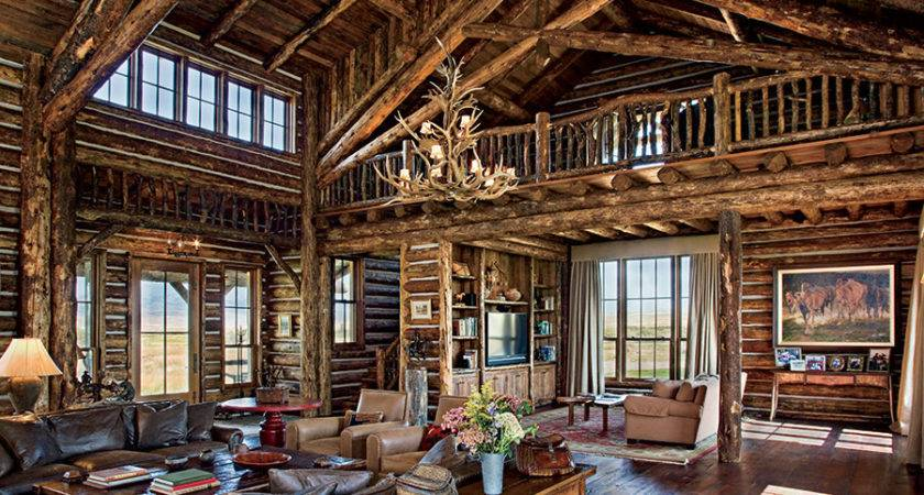 Inside Spectacular Mountain Homes Huffpost