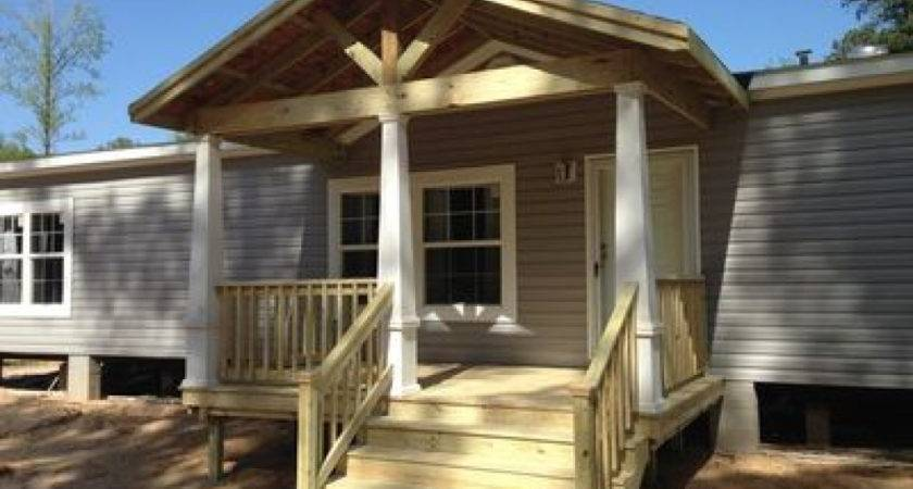 Inspirating Porch Kits Mobile Homes Home