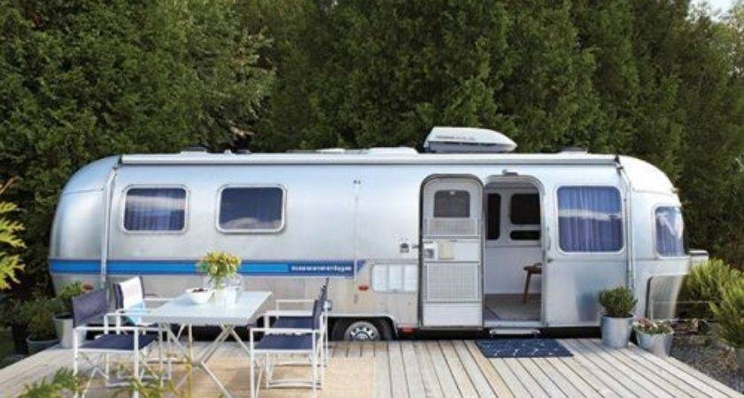 Inspiration Airstream Makeovers Vie Partag