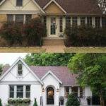 Inspiring Before After Exterior Makeoversbecki Owens
