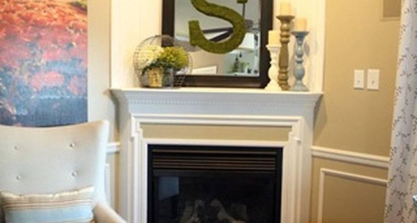 Inspiring Corner Fireplace Ideas Living Room