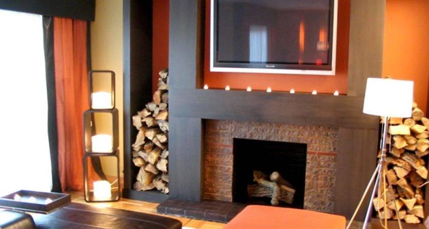 Inspiring Fireplace Design Ideas Summer Living Room