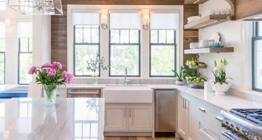 Inspiring Kitchen Accent Wall Home Design