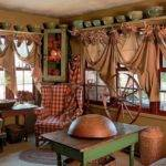 Inspiring Primitive Home Decor Examples