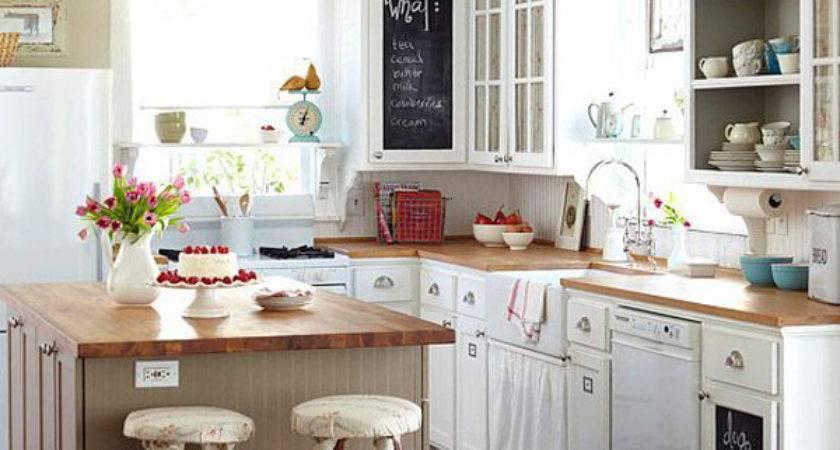 Inspiring Retro Kitchen Designs House Design Decor