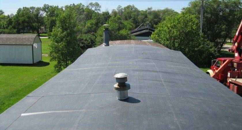 Inspiring Roofing Mobile Homes Rubber
