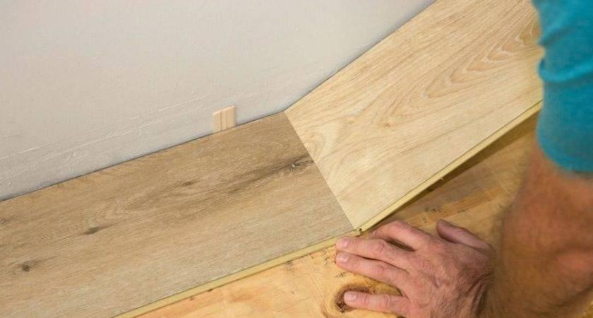 Install Allure Vinyl Plank Flooring Concrete