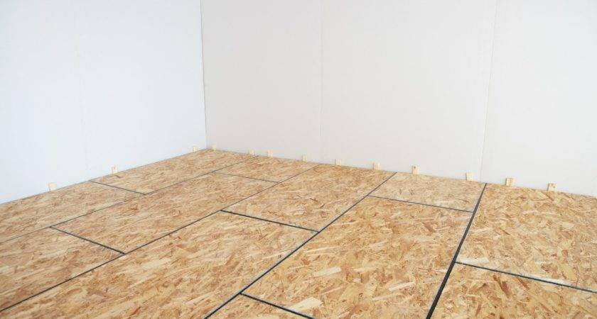 Install Amdry Insulated Subfloor Finish Your