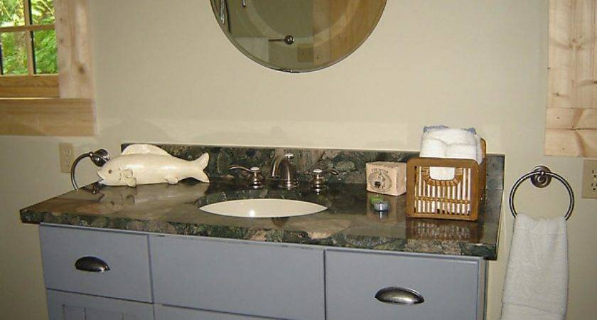 Install Bathroom Vanity Tos Diy