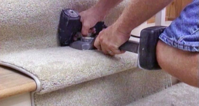 Install Carpet Stairs Minimalist Nyc