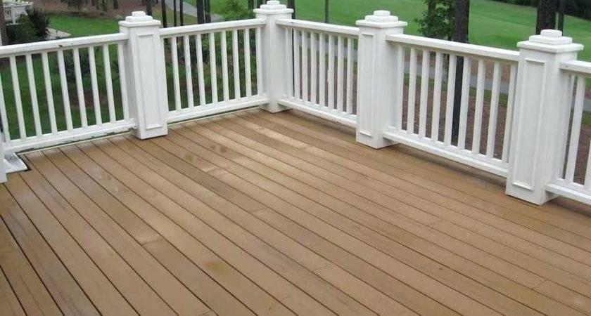 Install Composite Decking Deck Skirting