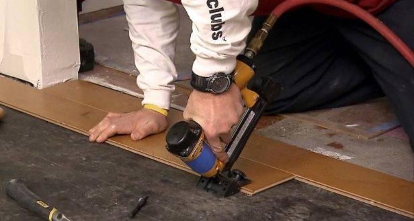 Install Engineered Hardwood Floor Tos Diy