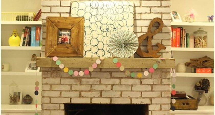 Install Floating Mantle Step Instructions