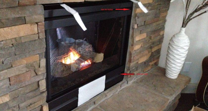 Install Gas Fireplace Blower Kit Our Lives