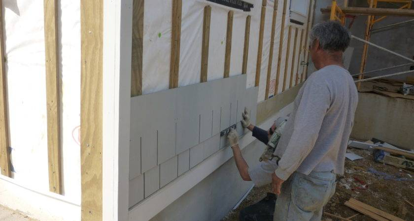 Install Hardiplank Siding House Hardie