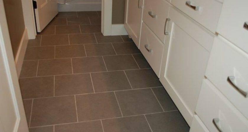 Install Heated Tile Floor Flooring Ideas Laundry