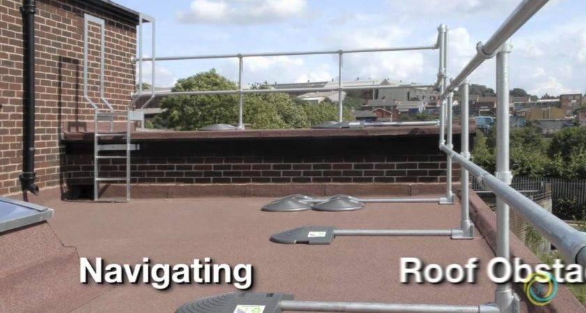 Install Keeguard Roof Railing Youtube