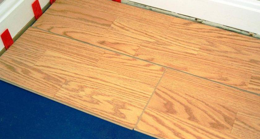 Install Laminate Floating Floor Tos Diy