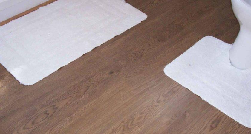 Install Laminate Floor Tiles Bathroom Flooring