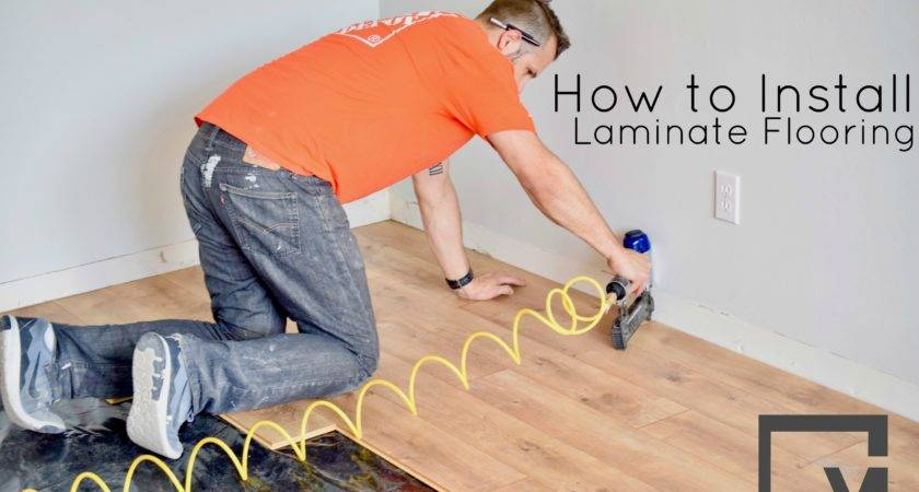 Install Laminate Flooring Easy Simple Guide