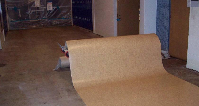 Install Linoleum Flooring Step Instruction