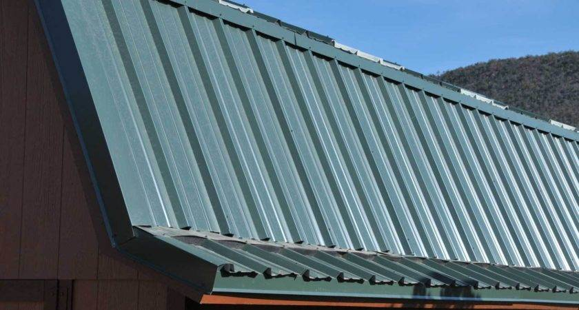 Install Metal Roof Instead Shingles Your Shed