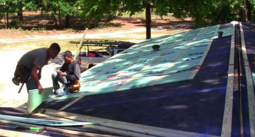 Install Metal Roofing Mobile Home Newest Part