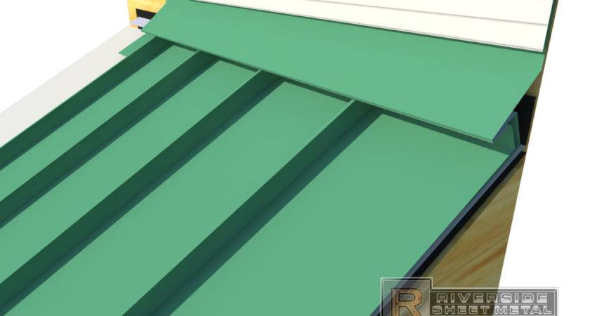 Install Metal Roofing Panels