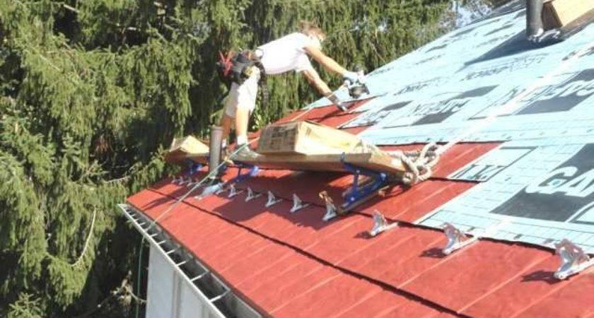 Install Metal Shingles Roof Diy Guide