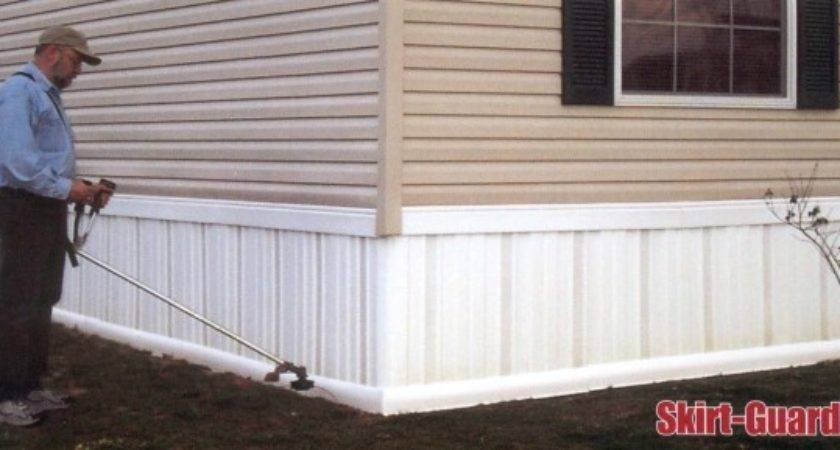 Install Mobile Home Skirting Cavareno