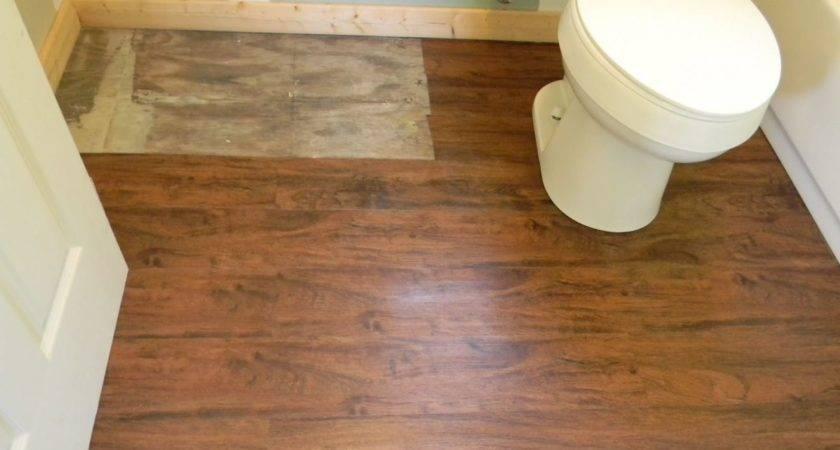 Install Peel Stick Vinyl Plank Flooring Diy