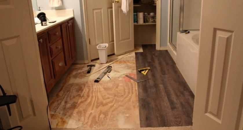 Install Peel Stick Vinyl Plank Flooring