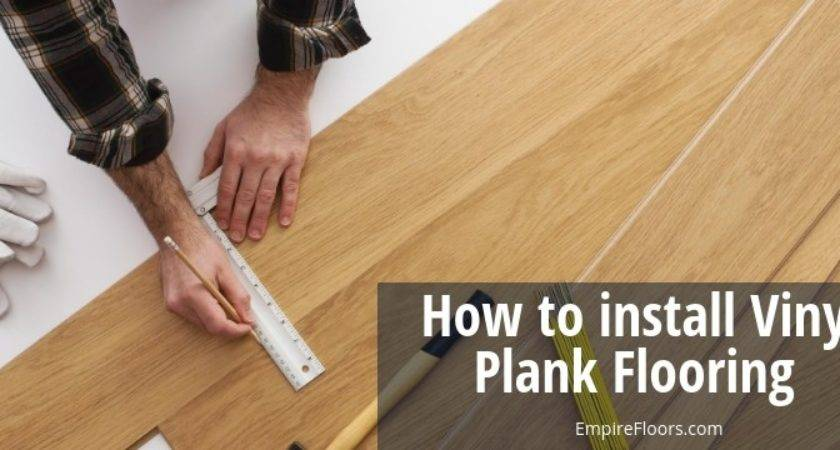 Install Plank Flooring Gurus Floor
