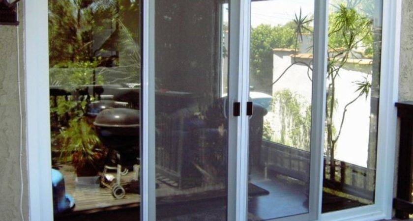 Install Sliding Glass Door Mobile Home Kinro