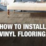 Install Vinyl Flooring Overview Youtube