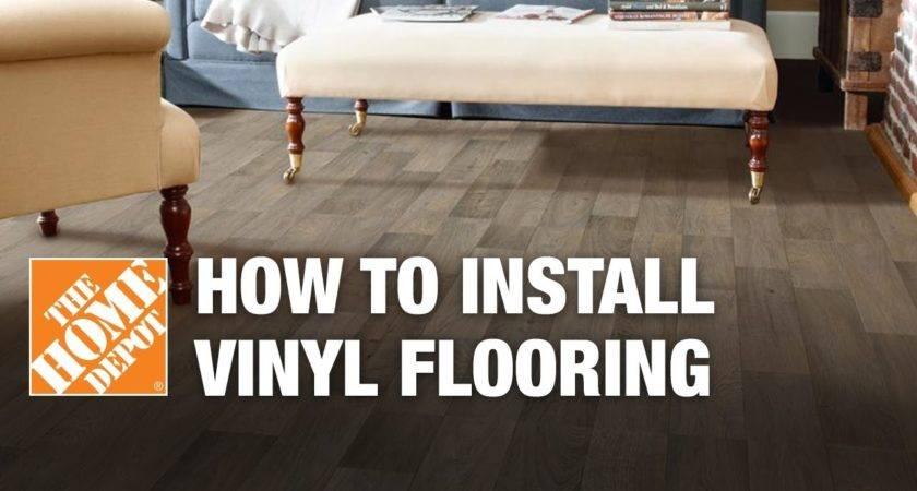 Install Vinyl Flooring Overview Youtube