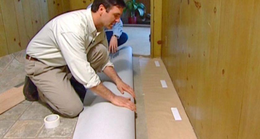 Install Vinyl Flooring Tos Diy
