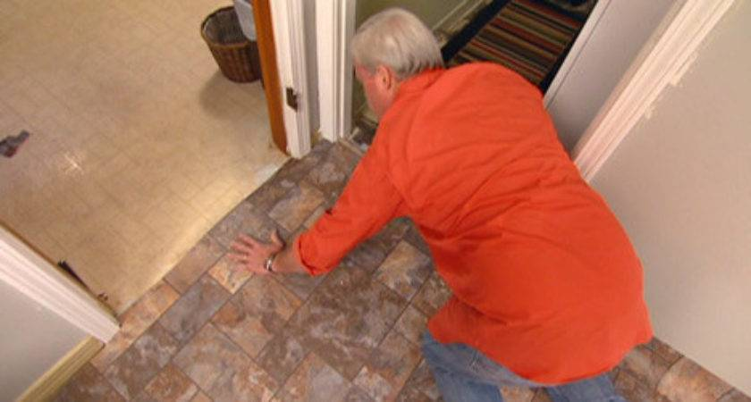 Install Vinyl Flooring Without Using Adhesive
